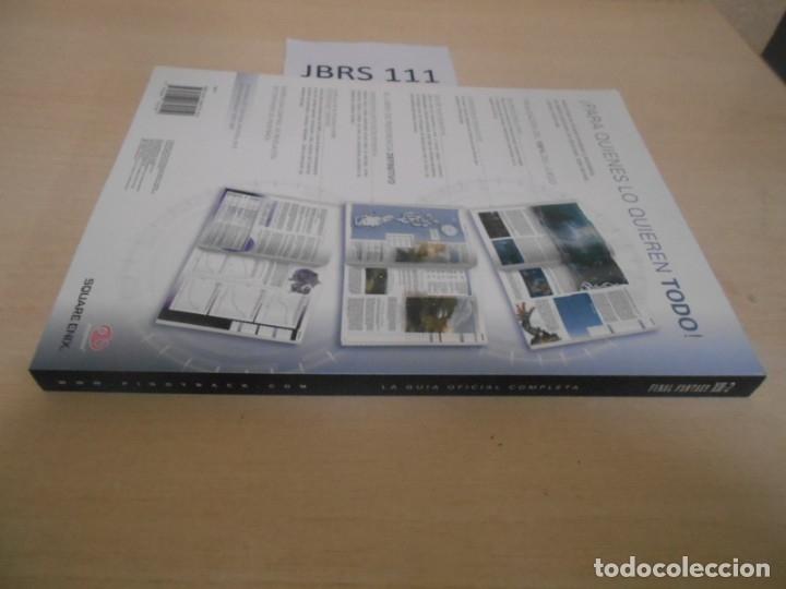 Videojuegos y Consolas: GUIAS - GUIA FINAL FANTASY XIII-2 + JUEGO ORIGINAL , EDICIONES ESPAÑOLAS , COMPLETO - Foto 5 - 173790162