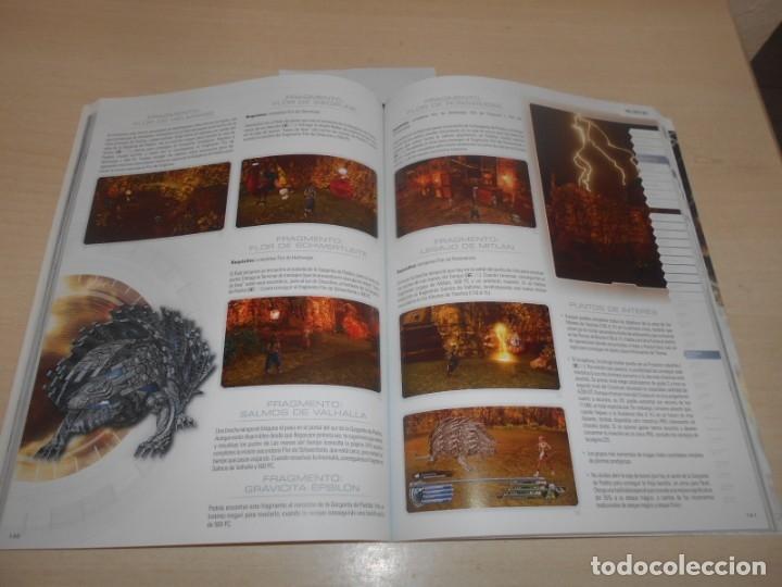Videojuegos y Consolas: GUIAS - GUIA FINAL FANTASY XIII-2 + JUEGO ORIGINAL , EDICIONES ESPAÑOLAS , COMPLETO - Foto 6 - 173790162