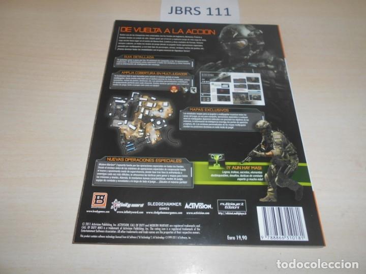 Videojuegos y Consolas: GUIAS - GUIA CALL OF DUTY MODERWARFARE 3 , EDICION ESPAÑOLA - Foto 2 - 173790542