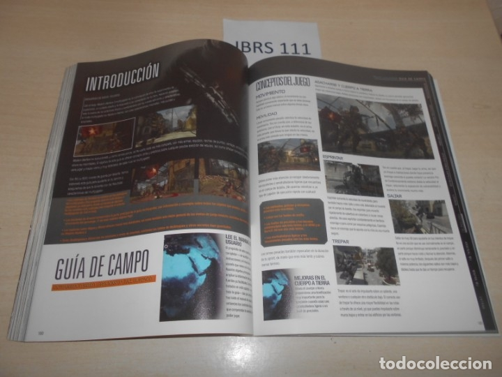 Videojuegos y Consolas: GUIAS - GUIA CALL OF DUTY MODERWARFARE 3 , EDICION ESPAÑOLA - Foto 4 - 173790542