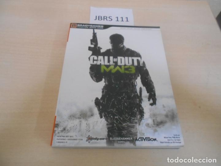 GUIAS - GUIA CALL OF DUTY MODERWARFARE 3 , EDICION ESPAÑOLA (Juguetes - Videojuegos y Consolas - Sony - PS3)