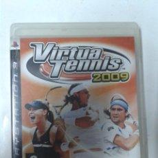 Videojuegos y Consolas: VIRTUA TENNIS 2009. PS3. Lote 173936747