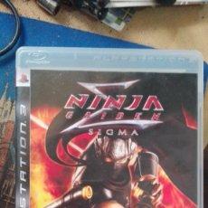 Videojuegos y Consolas: NINJA GAIDEN SIGMA JUEGO PLAY STATION 3. Lote 174002380