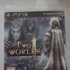 Videojuegos y Consolas: TWO WORLDS II. PS3. Lote 174037002