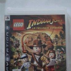 Videojuegos y Consolas: LEGO INDIANA JONES: LA TRILOGÍA ORIGINAL. PS3. Lote 174471720