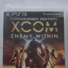 Videojuegos y Consolas: XCOM: ENEMY WITHIN. PS3. Lote 174492009