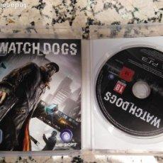 Videojuegos y Consolas: JUEGO PS3 WATCHDOGS. Lote 174525133