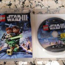 Videojuegos y Consolas: JUEGO PS3 LEGO STAR WARS III. Lote 174525344