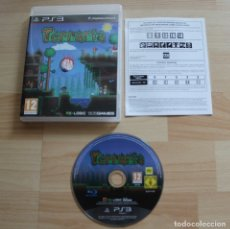 Videojuegos y Consolas: TERRARIA PS3 PLAYSTATION 3 . Lote 174968110