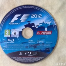Videojuegos y Consolas: VIDEO JUEGO. PLAYSTATION 3, FORMULA 1- 2012. . Lote 175147939