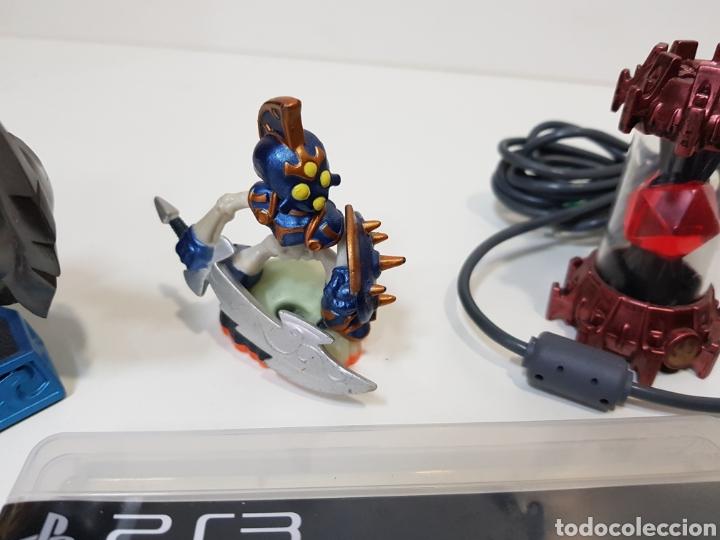Videojuegos y Consolas: LOTE SKYLANDERS / 3 figuras + Juego PS3 Imaginators + portal de poder / ACTIVISION - Foto 3 - 175637229