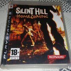 Videojuegos y Consolas: SILENT HILL HOMECOMING PS3 PAL ESPAÑA COMPLETO. Lote 175808828