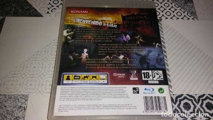 Videojuegos y Consolas: SILENT HILL HOMECOMING PS3 PAL ESPAÑA COMPLETO - Foto 2 - 175808828