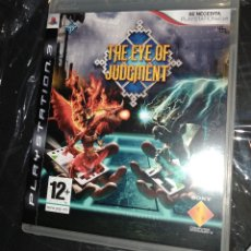 Videojuegos y Consolas: THE EYE OF THE JUDGMENT. PS3. Lote 175893037