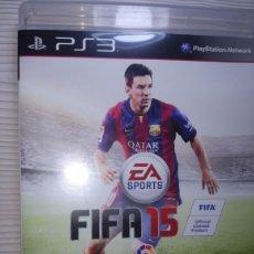 Videojuegos y Consolas: PS3 FIFA 15. Lote 176084012