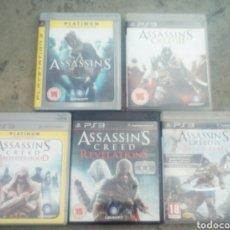 Videojuegos y Consolas: PS3 ASSASINS CREED. Lote 176768148