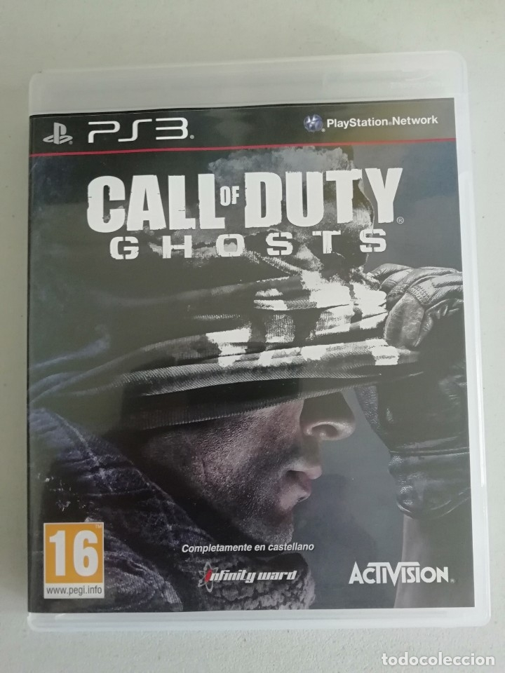 CALL OF DUTY GHOSTS PS3 (Juguetes - Videojuegos y Consolas - Sony - PS3)