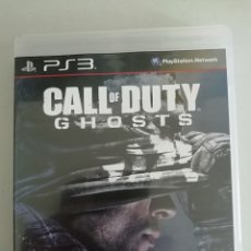 Videojuegos y Consolas: CALL OF DUTY GHOSTS PS3. Lote 176960514