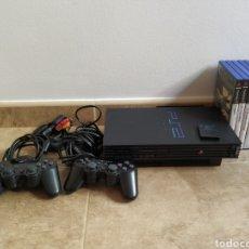 Videojuegos y Consolas: CONSOLA PLAYSTATION 2 CON MUCHOS EXTRAS. Lote 177129337