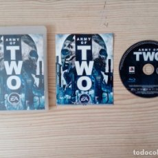 Videojuegos y Consolas: JUEGO PS3 - PLAYSTATION 3 - ARMY OF TWO. Lote 177430634