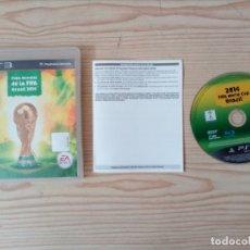 Videojuegos y Consolas: JUEGO PS3 - PLAYSTATION 3 - COPA MUNDIAL DE LA FIFA BRASIL 2014. Lote 177431100