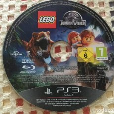 Jeux Vidéo et Consoles: LEGO JURASSIC WORLD PARQUE JURASICO PS3 PLAYSTATION 3 PLAY STATION 3 KREATEN. Lote 177510529
