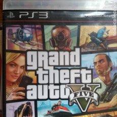 Videojuegos y Consolas: GTA FIVE SIN MANUAL. Lote 177551793
