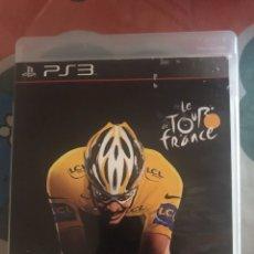 Videojuegos y Consolas: JUEGO PS3 LE TOUR DE FRANCE. Lote 177682394