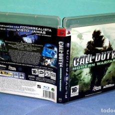 Videojuegos y Consolas: JUEGO CALL OF DUTY 4 PLAYSTATION PS3 EN MUY BUEN ESTADO VER FOTOS Y DESCRIPCION. Lote 177818849
