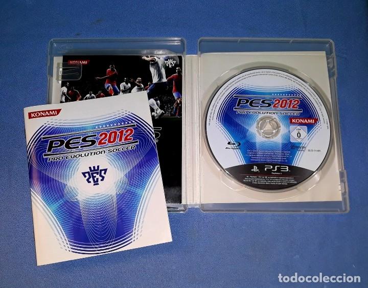 Videojuegos y Consolas: PES 2012 PRO EVOLUTION SOCCER PLAYSTATION PS3 EN MUY BUEN ESTADO VER FOTOS Y DESCRIPCION - Foto 2 - 177820243