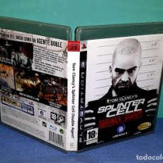 Videojuegos y Consolas: JUEGO SPLINTER CELL PLAYSTATION PS3 EN MUY BUEN ESTADO VER FOTOS Y DESCRIPCION. Lote 177821242