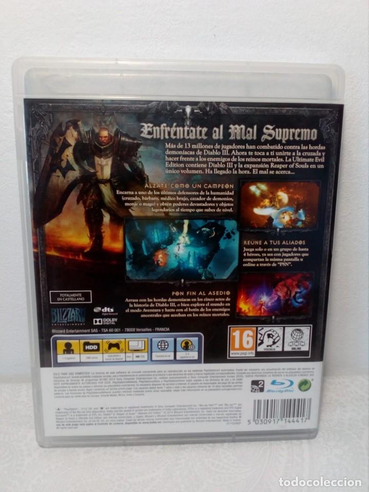 Videojuegos y Consolas: LOTE 6 JUEGOS PS3 Y 2 PSP - Foto 9 - 177939035