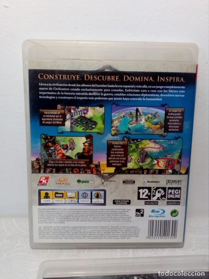 Videojuegos y Consolas: LOTE 6 JUEGOS PS3 Y 2 PSP - Foto 11 - 177939035