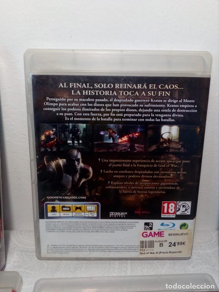 Videojuegos y Consolas: LOTE 6 JUEGOS PS3 Y 2 PSP - Foto 15 - 177939035