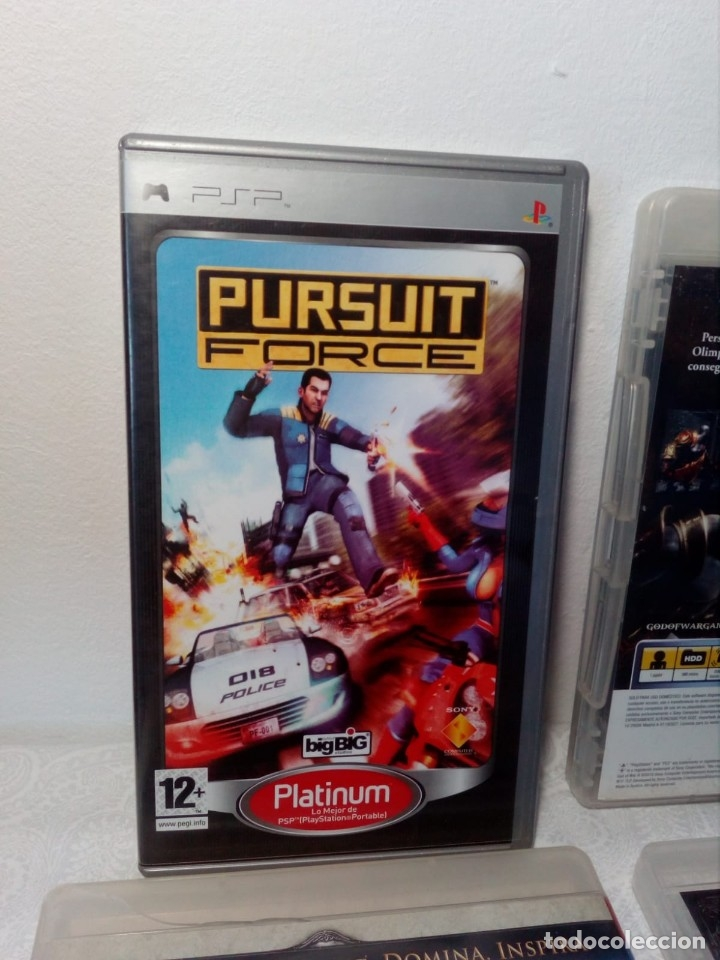 Videojuegos y Consolas: LOTE 6 JUEGOS PS3 Y 2 PSP - Foto 22 - 177939035