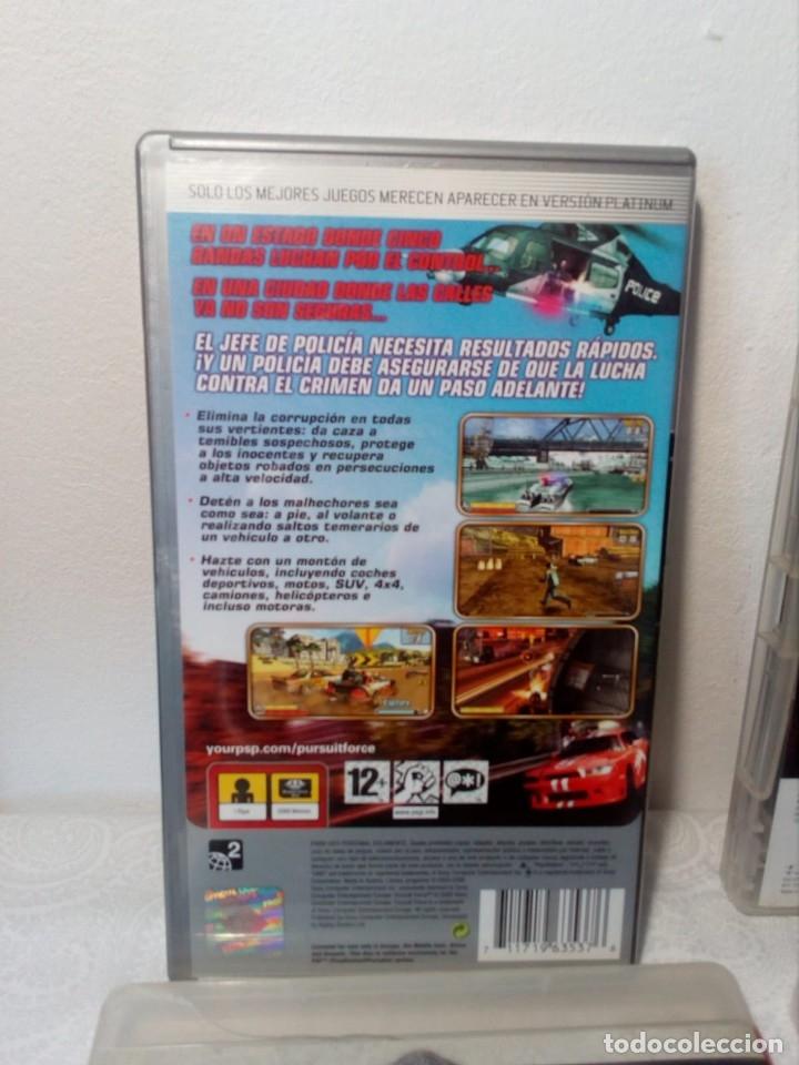 Videojuegos y Consolas: LOTE 6 JUEGOS PS3 Y 2 PSP - Foto 23 - 177939035