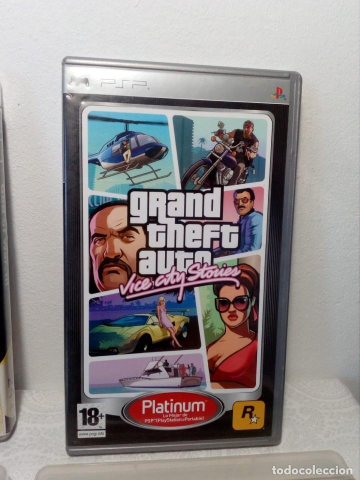 Videojuegos y Consolas: LOTE 6 JUEGOS PS3 Y 2 PSP - Foto 25 - 177939035