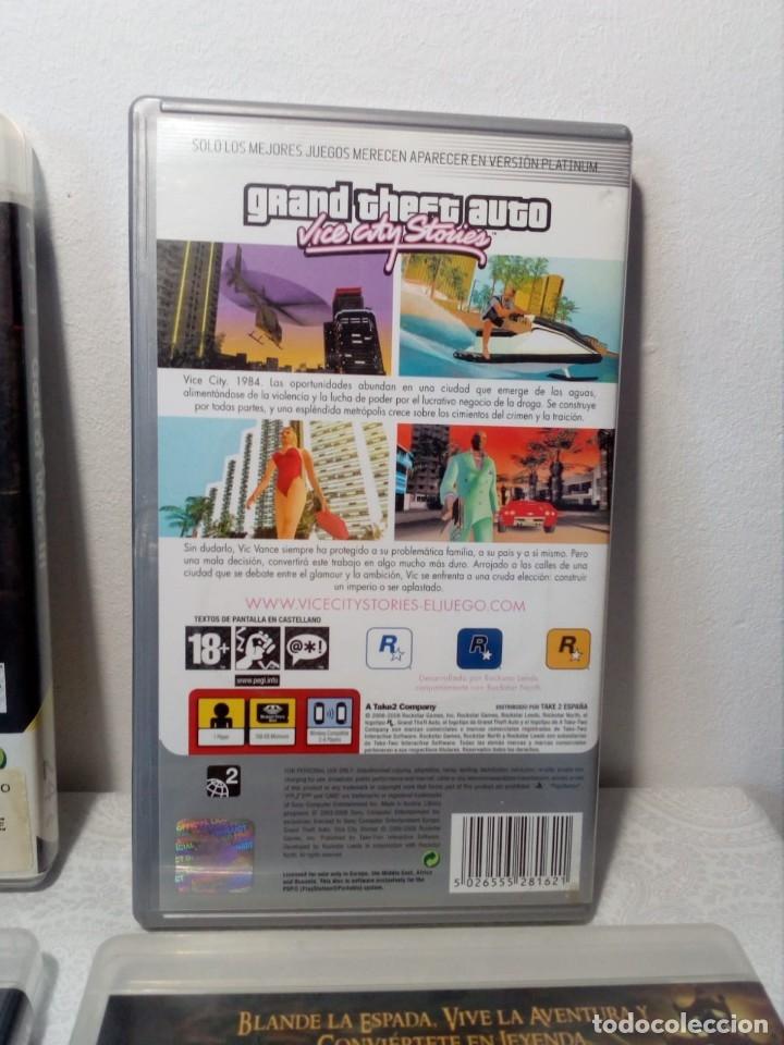 Videojuegos y Consolas: LOTE 6 JUEGOS PS3 Y 2 PSP - Foto 26 - 177939035
