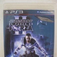 Videojuegos y Consolas: STAR WARS - EL PODER DE LA FUERZA 2 - JUEGO PARA PLAYSTATION 3.. Lote 178856496