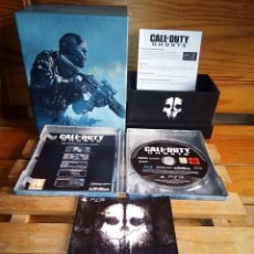 Videojuegos y Consolas: CALL OF DUTTY .GHOSTS. PS3 EDICION ESPECIAL. BUEN ESTADO, . Lote 179517081