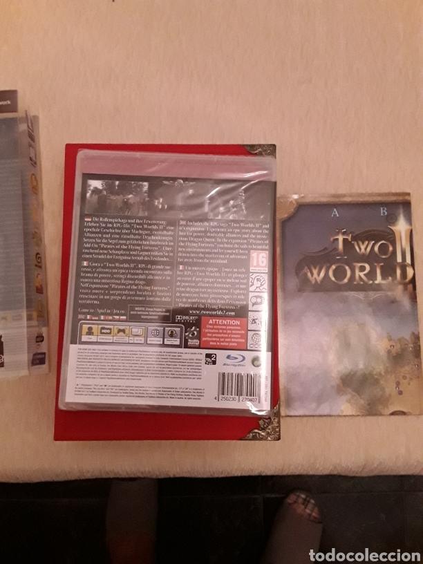 Videojuegos y Consolas: TWO WORLDS II PS3 juego precintado - Foto 2 - 179559965