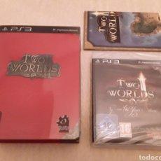 Videojuegos y Consolas: TWO WORLDS II PS3 JUEGO PRECINTADO. Lote 179559965
