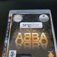 Videojuegos y Consolas: SINGSTAR ABBA. Lote 179952100