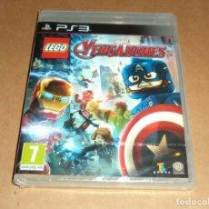 Videojuegos y Consolas: LEGO : MARVEL VENGADORES PARA SONY PLAYSTATION 3 / PS3 , A ESTRENAR , PAL. Lote 179962360