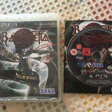 Videojuegos y Consolas: BAYONETTA BAYONETA PS3 PLAYSTATION 3 PLAY STATION 3 KREATEN. Lote 180121661