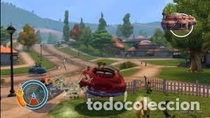 Videojuegos y Consolas: LOTE OFERTA JUEGO PLAY STATION 3 - PS3 - PLANET 51 - MUY NUEVO CON SU MANUAL - Foto 3 - 180154985