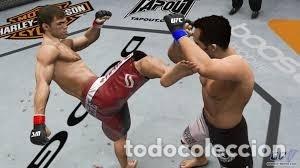 Videojuegos y Consolas: LOTE OFERTA JUEGO PLAY STATION 3 - PS3 - UFC 2009 - UNDISPUTED - MUY NUEVO CON SU MANUAL - Foto 2 - 180155236