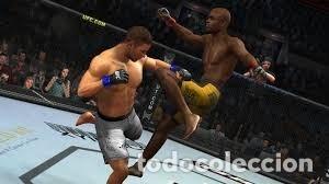 Videojuegos y Consolas: LOTE OFERTA JUEGO PLAY STATION 3 - PS3 - UFC 2009 - UNDISPUTED - MUY NUEVO CON SU MANUAL - Foto 4 - 180155236