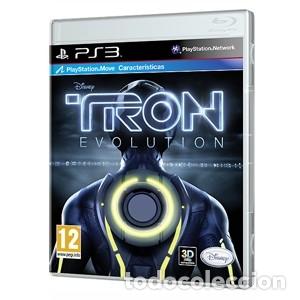 LOTE OFERTA JUEGO PLAY STATION 3 - PS3 - TRON EVOLUTION - MUY NUEVO CON SU MANUAL (Juguetes - Videojuegos y Consolas - Sony - PS3)