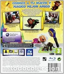 Videojuegos y Consolas: LOTE OFERTA JUEGO PLAY STATION 3 - PS3 - EYEPET MOVE EDITION - MUY NUEVO CON SU MANUAL - Foto 3 - 180156590